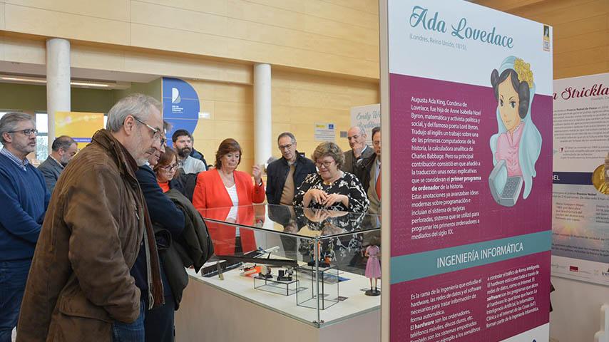 Exposición Mujeres Ingeniosas