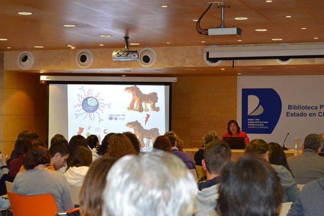 Conferencia María Vallet Regí