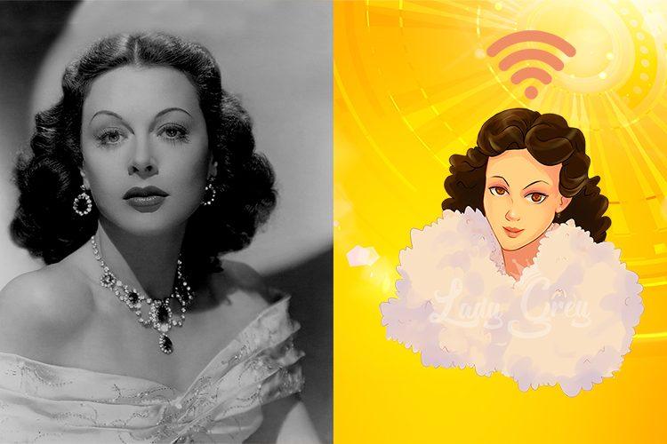 mujeresingeniosas_Hedy Lamarr