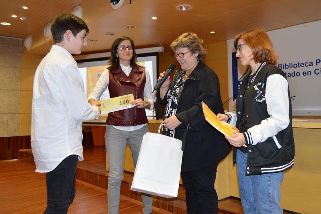 Ganador primer premio modalidad A - Cómic Mujeres Ingeniosas