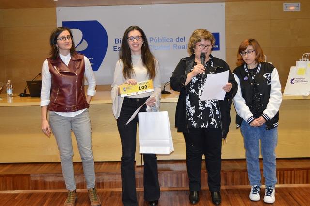 Primer premio modalidad B - Cómic Mujeres Ingeniosas