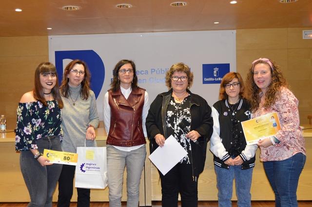 Segundo premio UCLM - Cómic Mujeres Ingeniosas