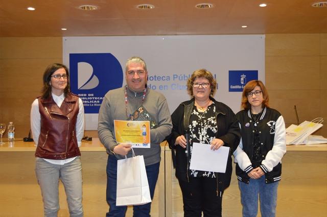 Mención premio UCLM - Cómic Mujeres Ingeniosas
