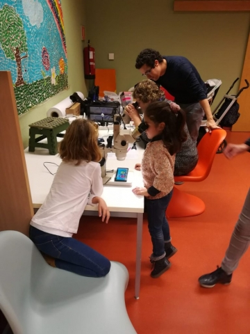 Taller infantil quiero ser ingenier@