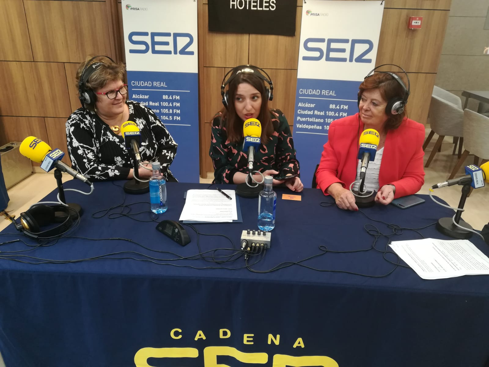 Entrevista Cadena SER Mujeres Ingeniosas