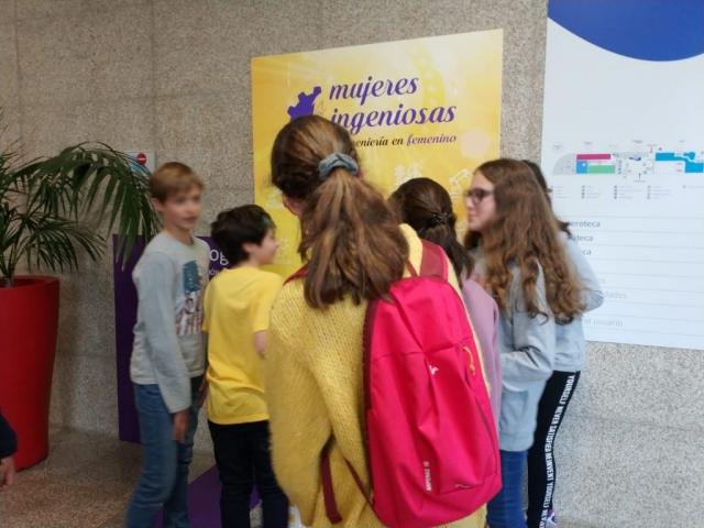 CEIP Jorge Manrique Taller Mujeres Ingeniosas