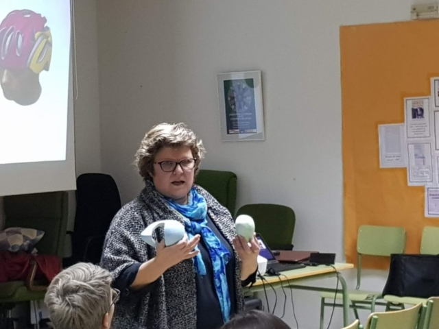 mujeres IES Ribera del Bullaque - Porzuna