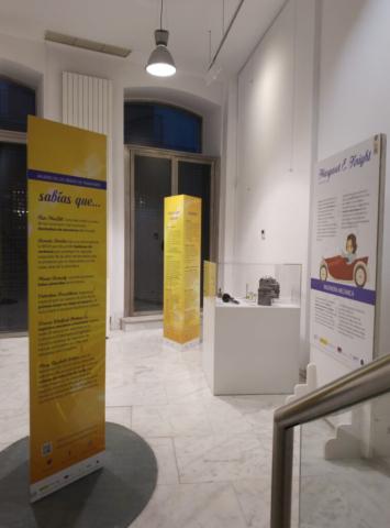 Expo Mujeres Ateneo