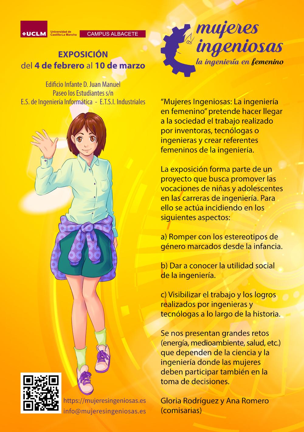 Mujeres Ingeniosas Albacete
