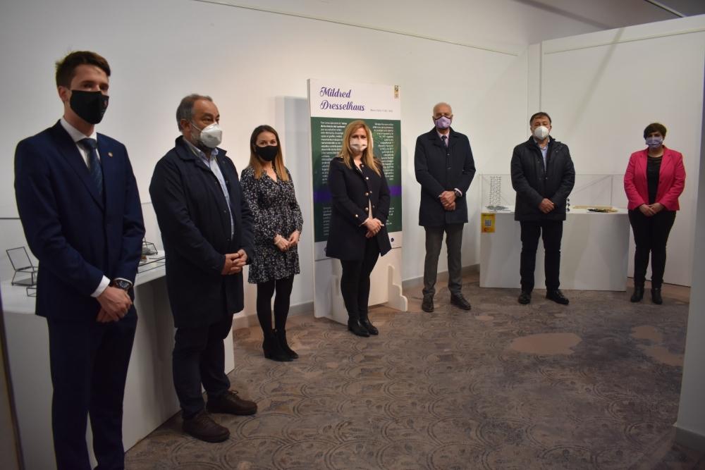 Inauguración Exposición Mujeres Ingeniosas en Cuenca