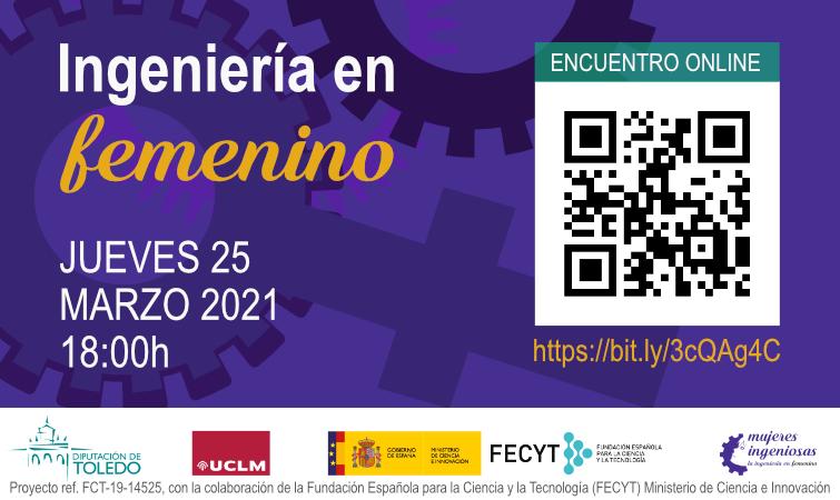 Encuentro online ingeniería en femenino