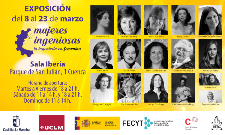 Expo Mujeres Ingeniosas