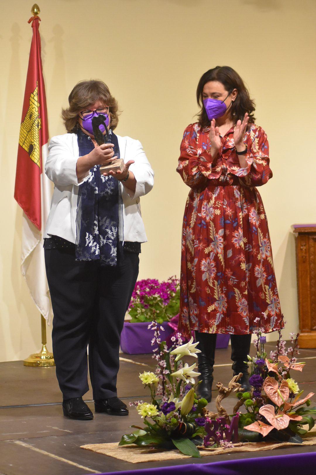 Premio Empoderamiento y Liderazgo. Ayto Ciudad Real
