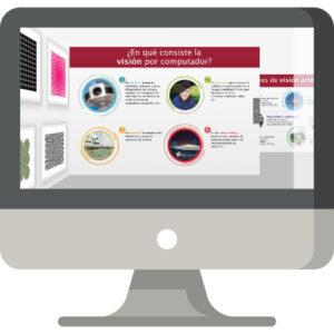 Exposición virtual Visión por computador