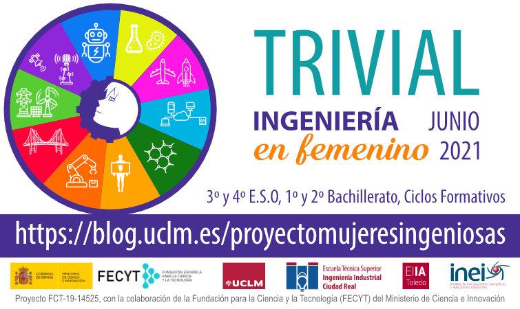 Trivial Ingeniería en femenino